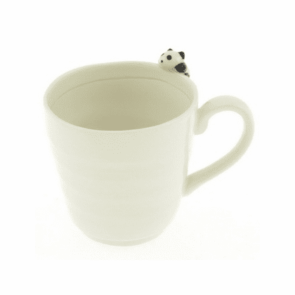 Panda wants Bamboo Mug 8 oz.