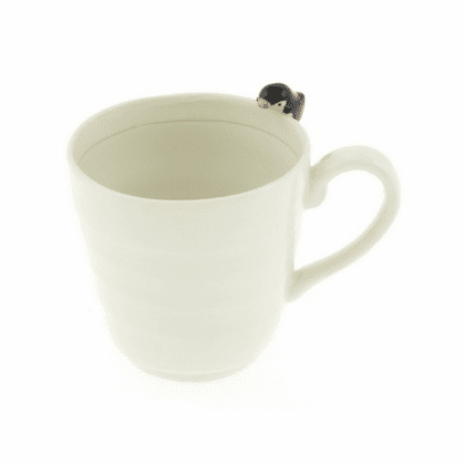 Penguin wants Fish Mug 8 oz.