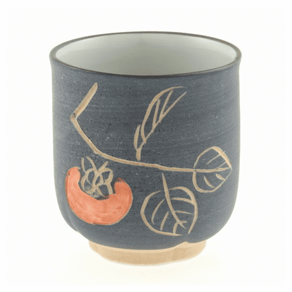 Persimmon Tea Cup 10 oz.