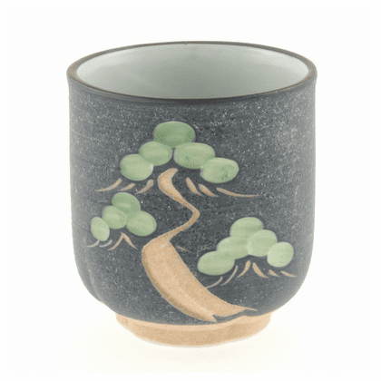 Pine Tree Tea Cup 10 oz.