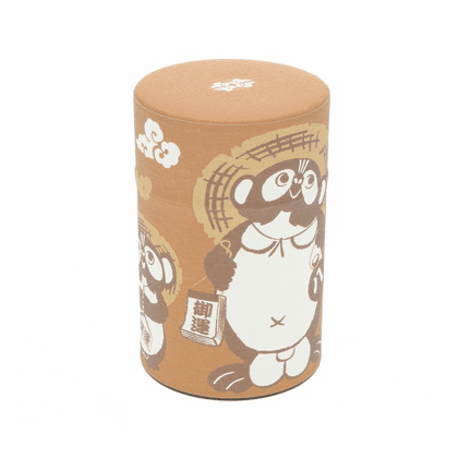 Racoon Tea Canister, Holds 100 Grams