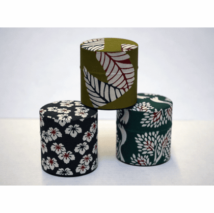 Rustling Leaves Tea Canister Set, 100 grams