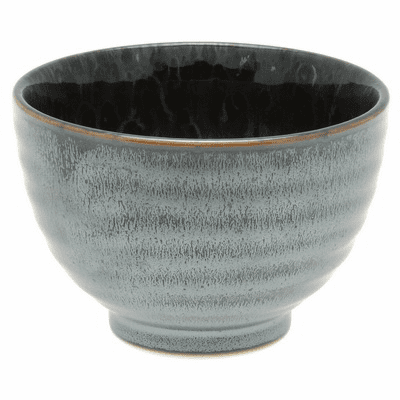 Silver Blue Granite Sencha Tea Cup