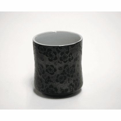 Silver Plum Sushi Cup, 8 oz.