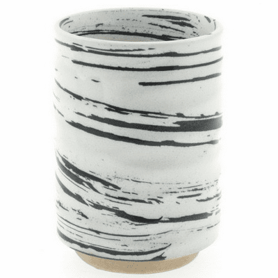 Snow & Sumi Brush Sushi Cup, 13 oz.
