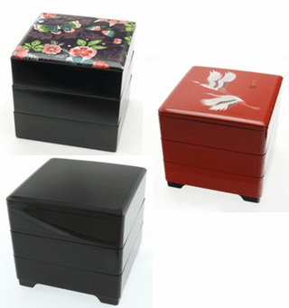 Stackable Food Boxes