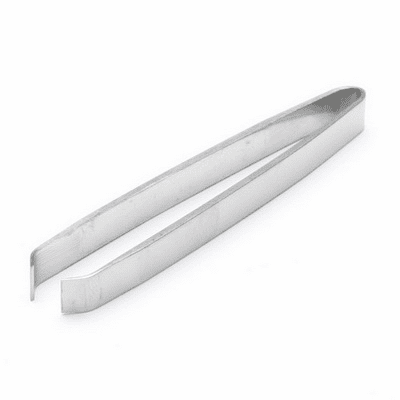Stainless Fish Bone Tweezers, 3""