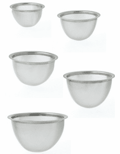 """Stainless Steel Infuser Baskets, <br>2-1/2"""", 2-3/4"""", 2-7/8"""" or 3-1/8"""""""