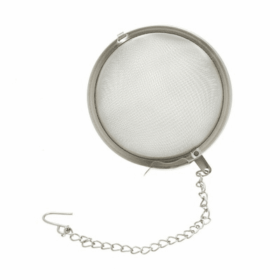 Stainless Steel Mesh Tea Infuser <br> Ball Strainer 75mm