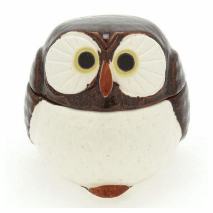 Stella Aurburn Owl Sugar Bowl