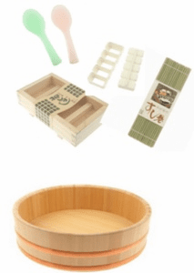 Sushi Making Supplies