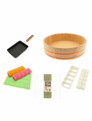 Sushi Supplies - Jubako Box