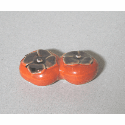 Two Persimmons Chopstick Rest