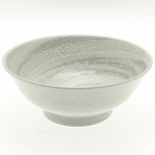 White Water Swirls Bowl, 8-1/2""