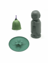 Windchimes - Paperweights - Incense Stands