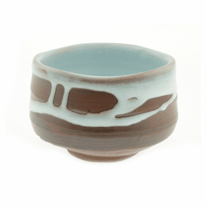 Winter Bark Matcha Chawan Tea Bowl
