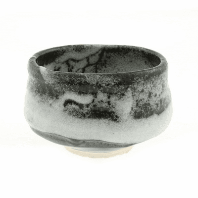 Yuteki Shino Matcha<br> Chawan Tea Bowl