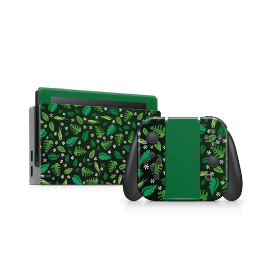 Jungle Theme Nintendo Switch Wrap