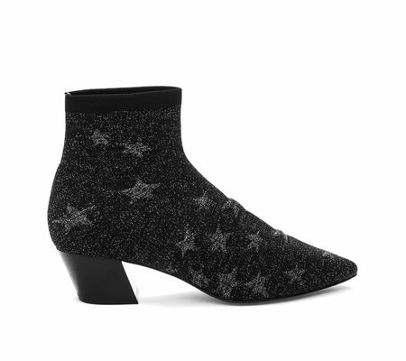 ASH Cosmic Black/Silver Boot