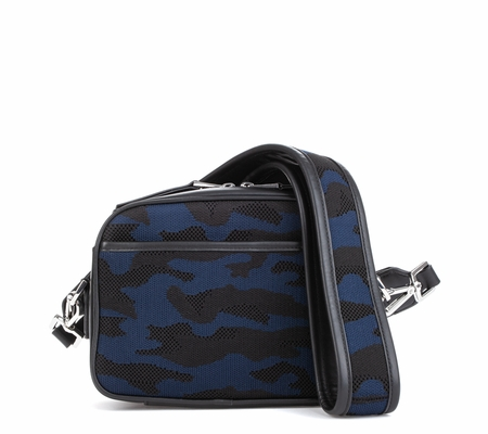ASH Eclipse Crossbody Camo Navy
