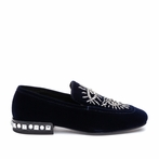 best seller ASH Eyes Royal Indigo/Black Loafer