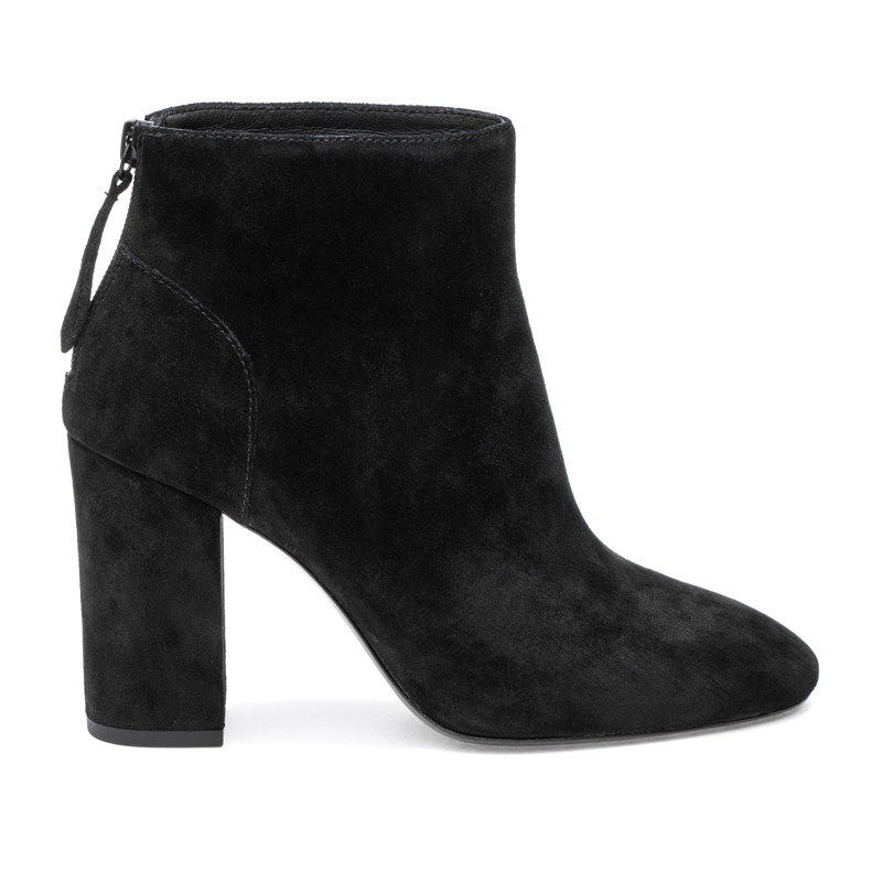 ASH Joy Black Suede Boot