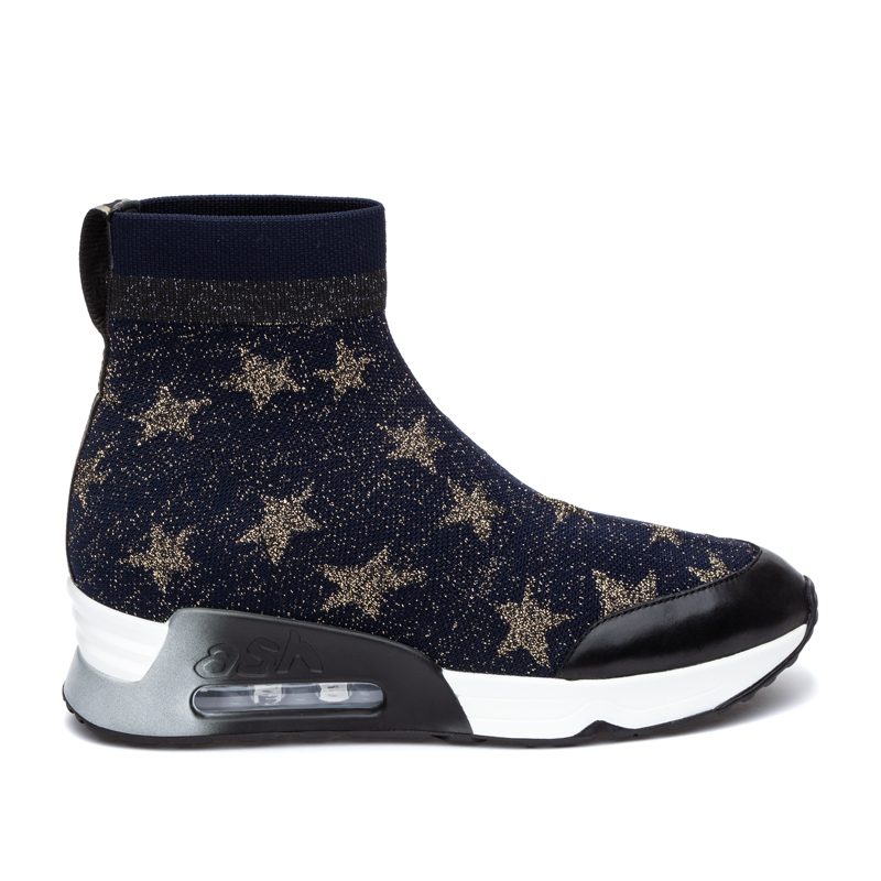 ASH Lulla Star Midnight/Gold/Black