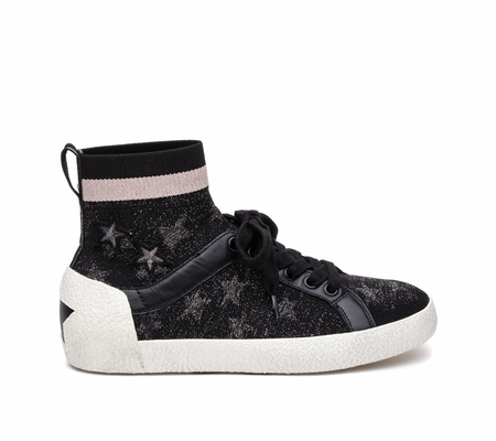 ASH Ninja Star Black/Multi Sneaker
