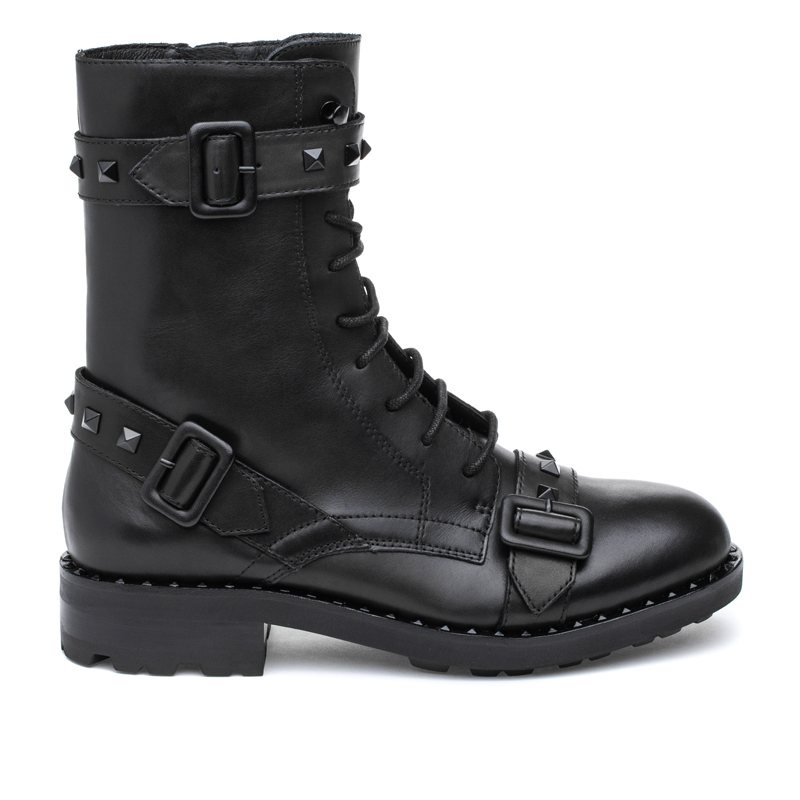 ASH Witch Black/Gun Boot