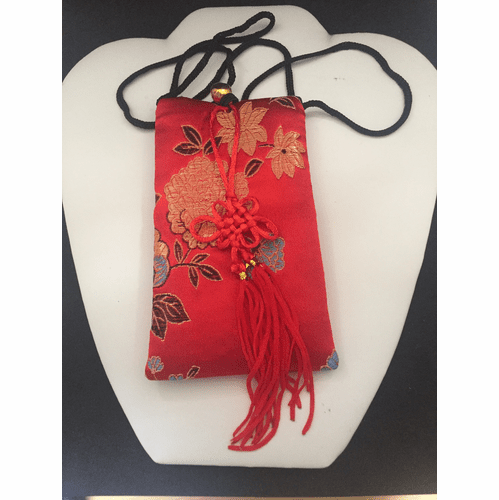 Asian Style Small Cross body Bag