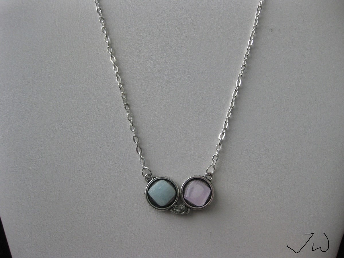 Gems Chain Necklace