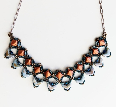 Lady Catherine<br>Necklace Class<br>3.13.21