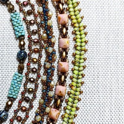 Zoom Class<br>Stitch Sampler<br>Kit Included