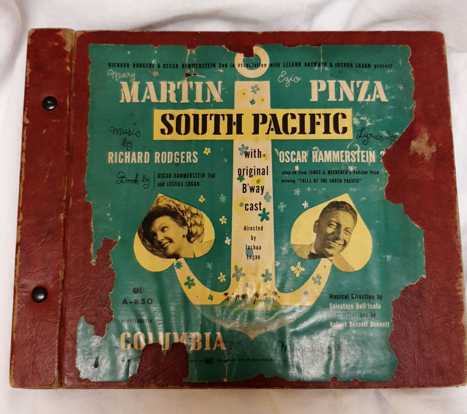 45 records - South Pacific