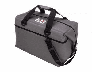 36 Pack Canvas Cooler (Charcoal)
