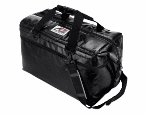 36 Pack Vinyl Cooler (Black)