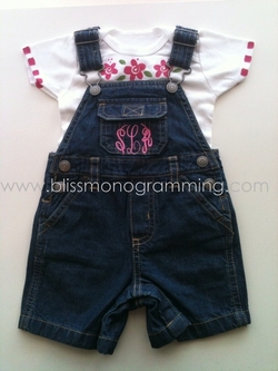 Baby Overalls