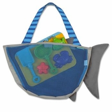 Beach Tote with Tools<br>Shark