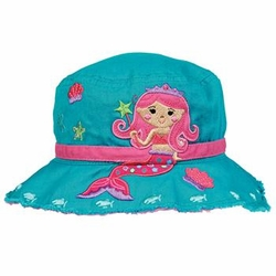 Bucket Hat - Mermaid<BR>SOLD OUT!