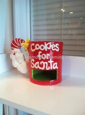 Cookies for Santa Cocoa Mug