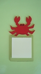 Crab<br>Sticky-Note Holder
