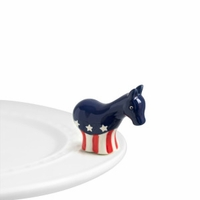 Democratic Donkey<br>Mini