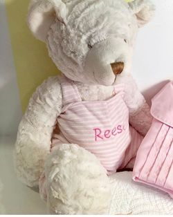 Personalized Plush Teddy Bear