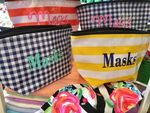 Mask Bag - Oilcloth