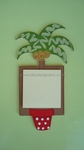Palm Tree<br>Sticky-Note Holder