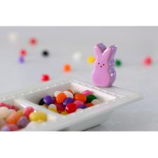 Purple Peeps Bunny<br>Mini<br>SOLD OUT!