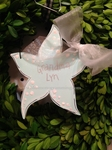Starfish Blue<br>Christmas Ornament<br>SOLD OUT