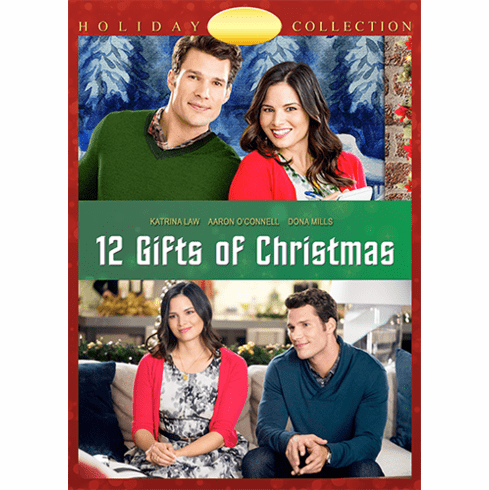 12 Gifts Of Christmas.12 Gifts Of Christmas 2015 On Dvd
