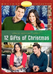 12 Gifts of Christmas 2015 on DVD