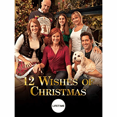 12 Wishes of Christmas 2011 on DVD